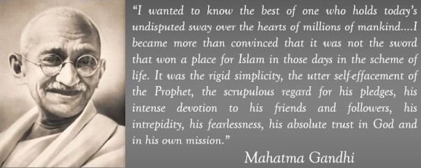 Mahatma Gadhi